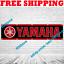 Yamaha Motorcycle Racing 2x8 ft Banner Show Garage Wall Decor Sign Gift 2019