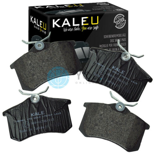Kale pinza freno set di pastiglie freno posteriore per AUDI a4 8d2, b5 8d5, b5 avant