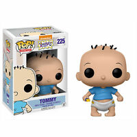 Funko Rugrats Pop Tommy Pickles Vinyl Figure Toys Cartoon Figures