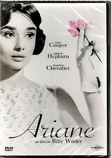 """DVD """"ARIANE"""" - Gary Cooper / Maurice Chevalier - NEUF SOUS BLISTER"""
