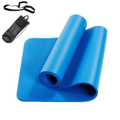 JOYHUT Yogamatte Fitnessmatte Gymnastikmatte Pilates Bodenmatte 10mm 15mm