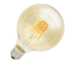 E27 6W Glühbirne LED Edison Lampe Vintage Retro Stil Filament Birne 2300K Orange