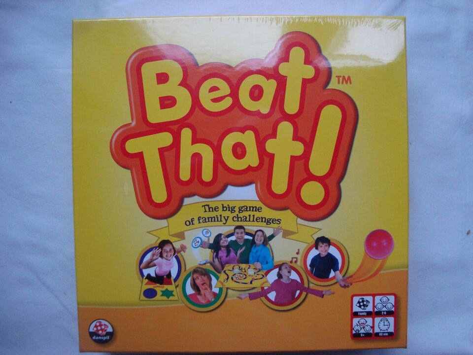 Beat That !, brætspil