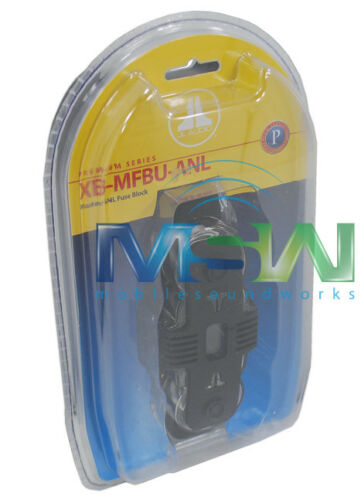 JL AUDIO® XB-MFBU-ANL FUSE BLOCK//HOLDER FOR 4-1//0 AWG POWER WIRE XBMFBUANL MFBU