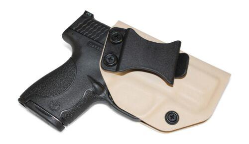 IWB INSIDE WAISTBAND Gun Holster Kydex w// Belt Clip For Glock 17 Gen 5