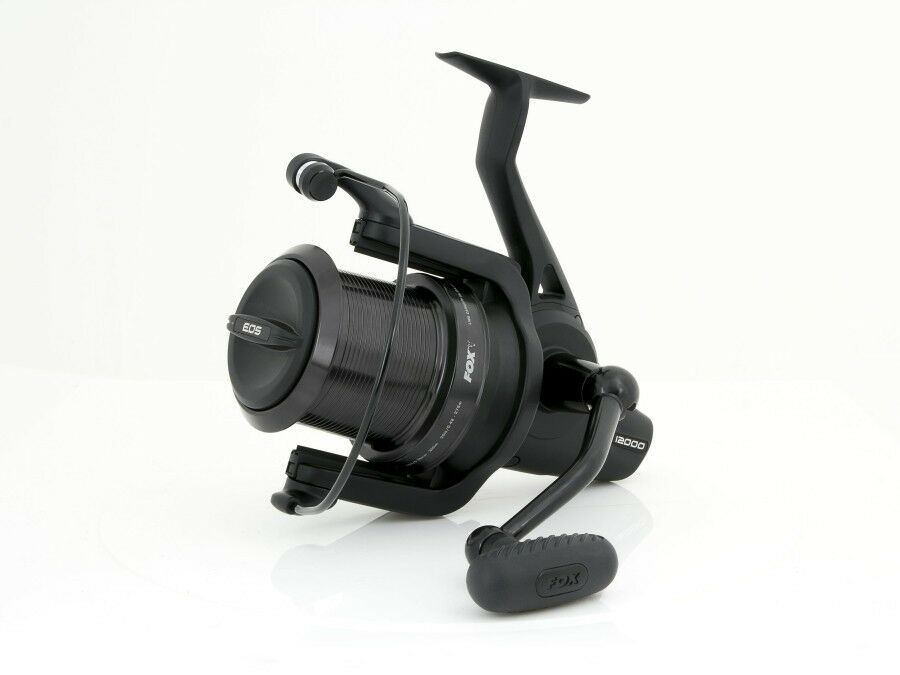 Fox eos 12000fs carp reel with free spool system