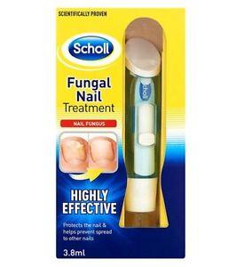 Scholl Hongos Tratamiento de Uñas 3.8ml Altamente Efectivo Mata Hongos 99.9% Top