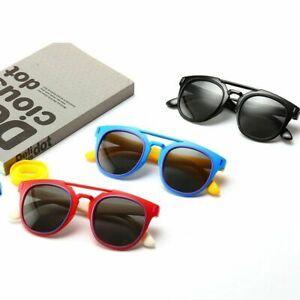 Kids-Polarized-Sunglasses-Boys-Girls-Children-Sport-Teen-Cycling-Glasses-KFA435