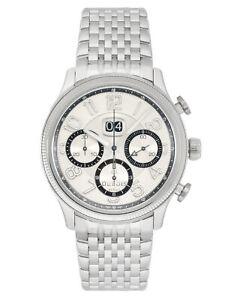 DuBois Et Fils Chronograph Big Date Automatic Men's Watch DBF001-08 MSRP: $9,020