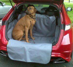 Chausson de coffre pour voiture Altea XL avec 3 options - fabriqué sur commande au Royaume-Uni - Noir, gris, vert, bordeaux, bleu marine, marron, rouge, royal