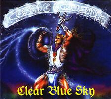 CLEAR BLUE SKY cosmic crusader Digipack CD NEU OVP/Sealed