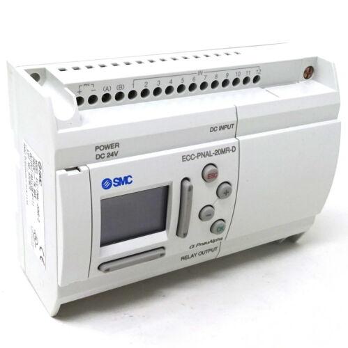 20MR-D SMC eccpnal 20MRD 430809 Controlador programable Ecc-pnal PLC