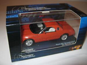 1-43-Ford-03-Thunderbird-J-Bond-Girl-400082130-MINICHAMPS-OVP-NEW