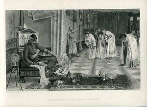 The-Favourites-Of-The-Emperor-Honorius-Engraved-By-J-Stephenson