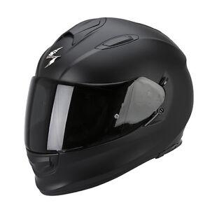casque-casco-helmet-SCORPION-EXO-510-AIR-UNI-NOIR-MAT-taille-M-57-58