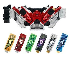 BANDAI-Kamen-Masked-Rider-W-Belt-ver-20th-DX-W-Double-Driver-w-Tracking-NEW