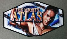 IGT Slot Machine Polygon Topper Insert THE MIGHTY ATLAS