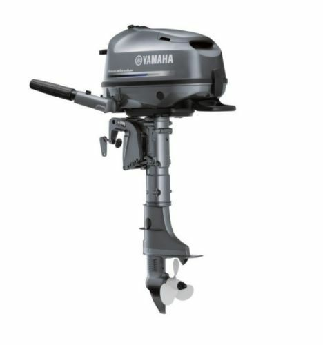 NEW Yamaha 6hp F6CMHS 4-Stroke Short Shaft Outboard