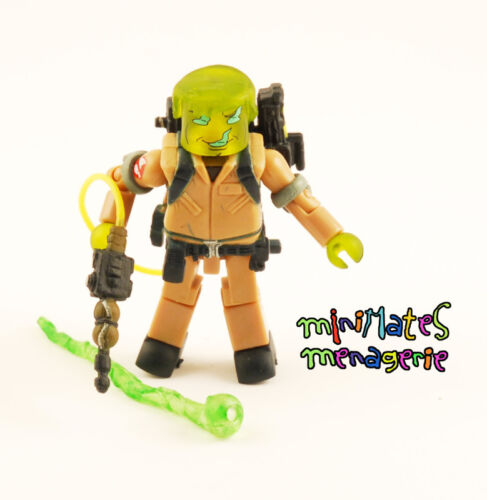 Real Ghostbusters Minimates Spectral Ghostbusters Ray Stantz
