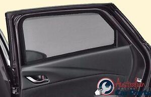 VF-Commodore-Rear-Window-Shades-Sedan-New-Genuine-2014-Smartshade-Holden