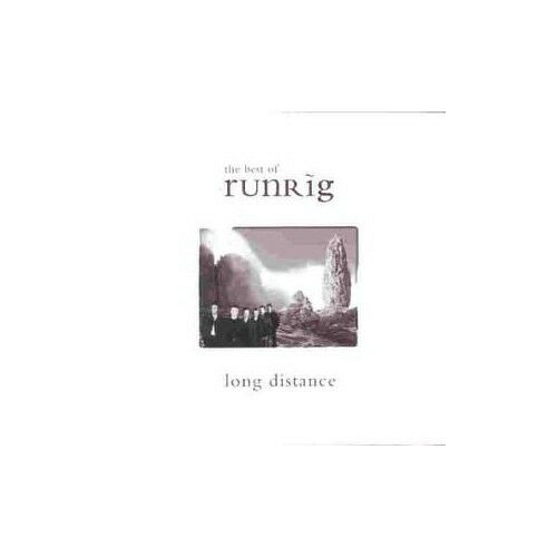 1 of 1 - Long Distance - The Best Of Runrig -  CD HRVG The Cheap Fast Free Post
