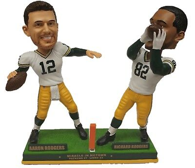 Forever Collectibles Don Beebe Green Bay Packers Stadium Series Exclusive Bobblehead