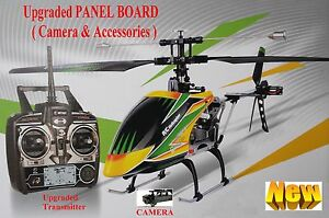 NEW-UPGRADED-WLTOYS-V912-RC-Helicopter-4-Channel-with-CAMERA-fixed-UK