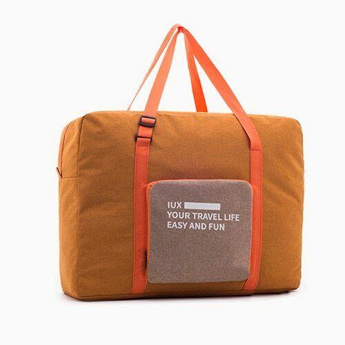 Oxford Packable Duffel Bag Waterproof Travel Bag Carry-On Board New Design