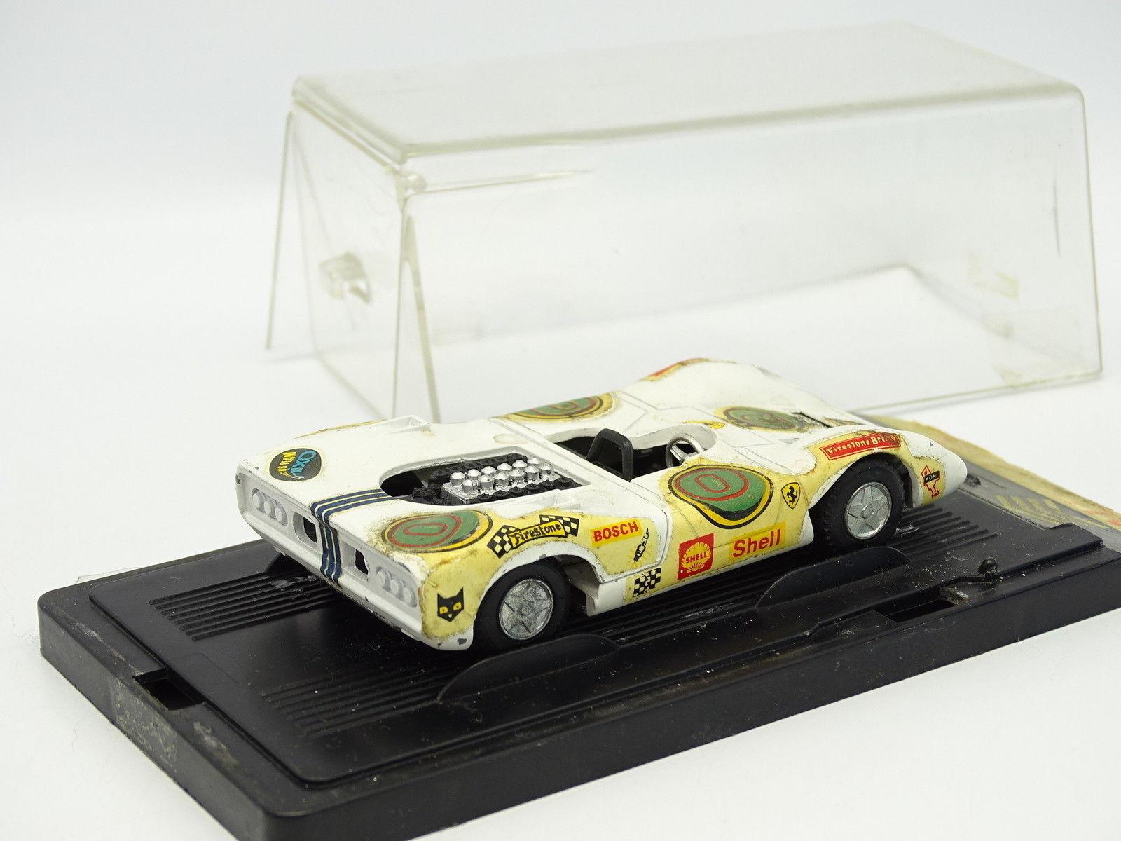 Mercury Mercury Mercury Autobox 1 43 - Ferrari 312 P N°0 fabd80
