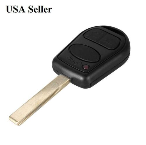 Remote Key Blank Case Shell Fob 3 Buttons LAND ROVER L322 HSE 2003 2004 2005 HSE