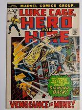 CAGE TPB REPS #1-4 /& HERO FOR HIRE #1 MINT//UNREAD