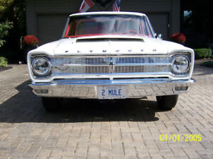 1965 Plymouth Belvedere 1