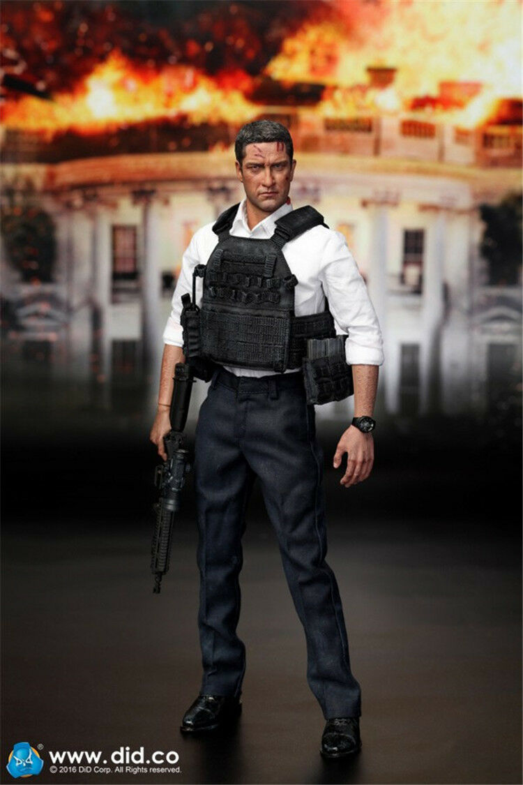 DID US Secret Service Special Agent Mark London Has Fallen 1 6 FIGURE Special