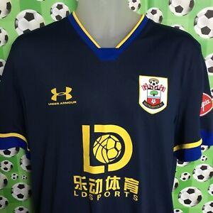 BNWT LARGE 20-21 SOUTHAMPTON Away Football Shirt
