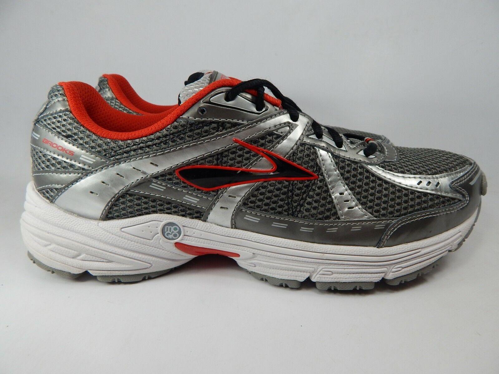 Brooks Maximus XT 8 tamaño 12 m (D) para hombres zapatos de entrenamiento Plata 1101421D905