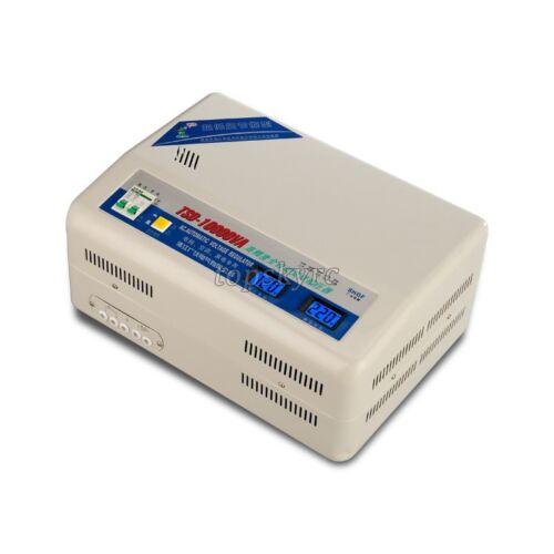 TSD-10000VA AC Automatic Voltage Regulator 220V Variac Autotransformer 10KW
