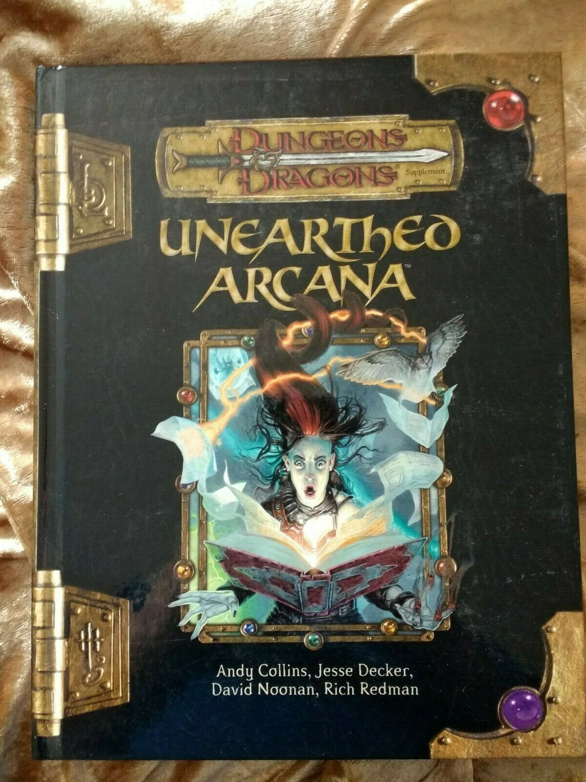 Unearthed Arcana - Dungeons and Dragons 3.5 Edition - NEW