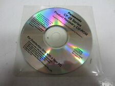 BRAND New Panasonic Toughbook CF-28 recuperación disco CD Windows NT, MK1-NTE-TS