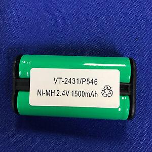 4-batteries-NiMh2-4v1-5A-for-Panasonic-23-KX-TG1850-HHR-P546A-VT-2431-SALE