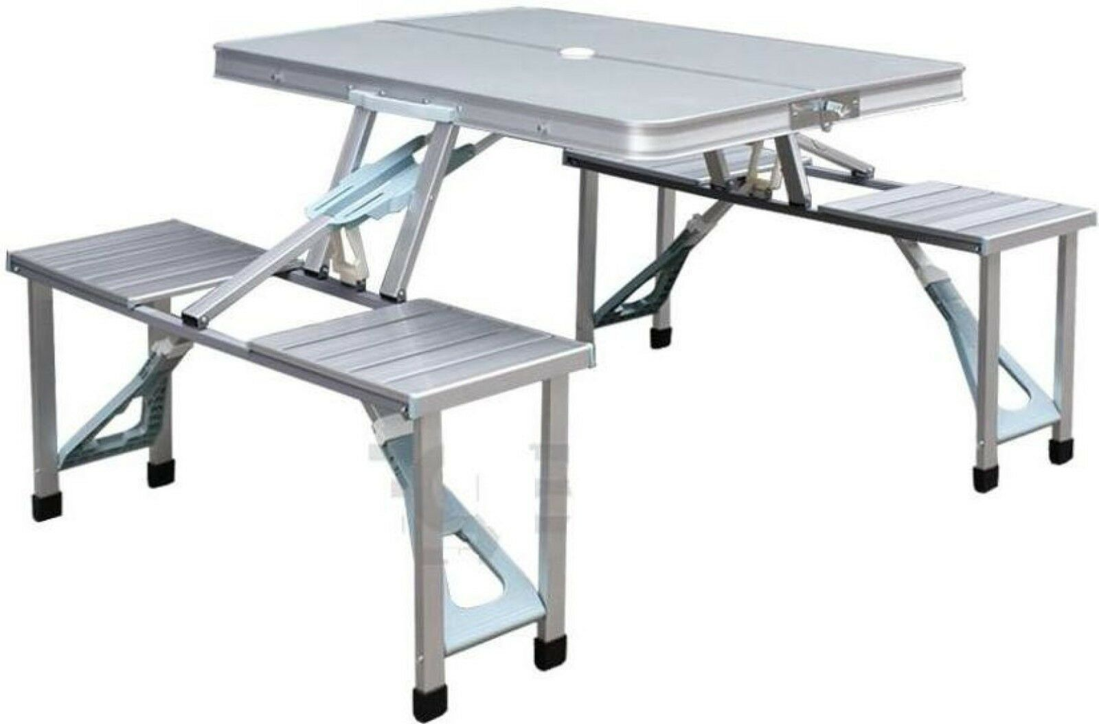 Mesa de picnic portátil, Mesa de aluminio, Garden pc1135.