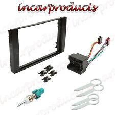 Ford Transit 2 Din Kit Installazione Autoradio Cruscotto/Cablaggio/Adattatore