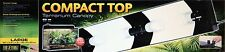 """Exo Terra Compact Top 36"""" x 3.5"""" x 7.8"""",pt-2228"""