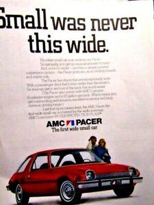 "1971 AMC Gremlin Small Revolution Original Print Ad 8.5 x 11/"""