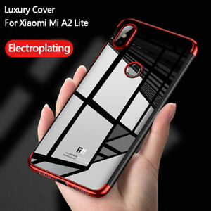 designer fashion 4687a 7eb13 Details about For Xiaomi Mi A2 Lite 8SE Redmi S2 Electroplating Clear Slim  Soft TPU Case Cover