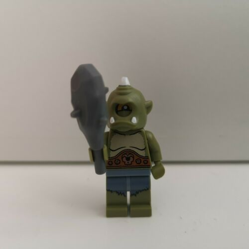 Plate /& Accessories Cyclops Genuine Minifigure Series 9 CMF Lego