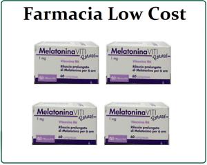 4X-Melatonina-Viti-Retard-da-1-mg-con-vit-B6-240-COMPRESSE-TOTALI-4X