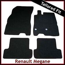 Renault Megane Mk3 Coupe 2008-2016 Tailored Fitted Carpet Car Floor Mats BLACK