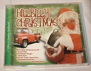 Hillbilly Christmas Photo.Details About New Hillbilly Christmas Cd Tex Ritter Eddy Arnold Ernest Tubb Reduced