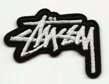 STUSSY IRON ON PATCH  iron on patch