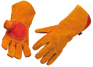 Image Is Loading THORN PROOF GARDENING GLOVES FULL LEATHER PRUNING BRIAR